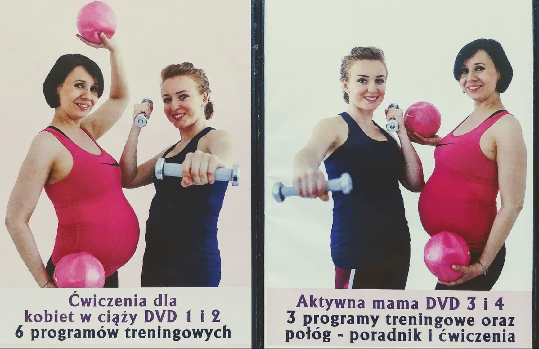 ćwiczenia w ciąży i połogu